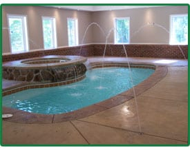 Indoor Pool & Spa in Bath, OH