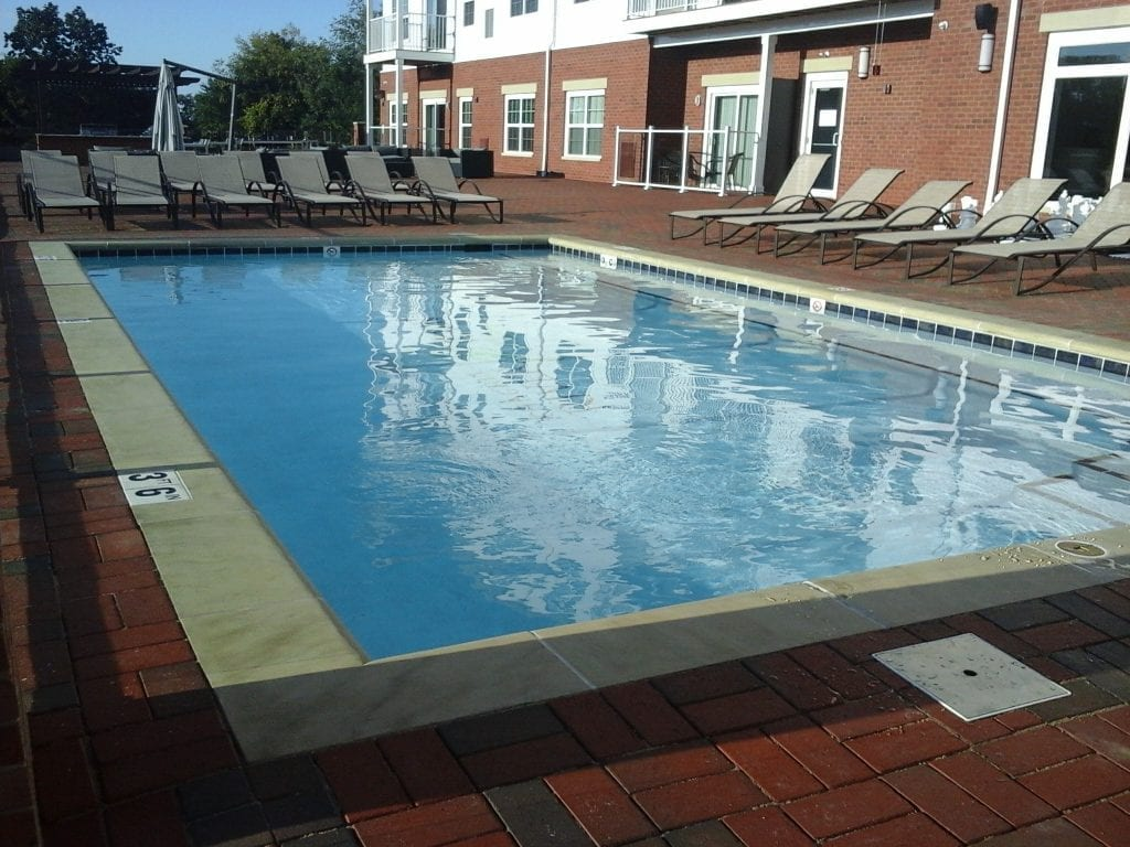 Commercial Rooftop Pool Amp Spa Commercial Pool Builder